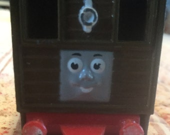 Ertl Thomas the Tank Engine Series Train: Toby the Tram