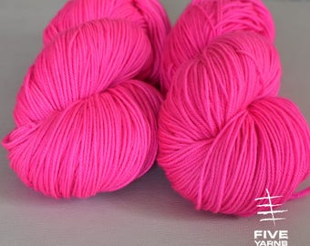 Hand dyed yarn, Together We Stand- Sock - Merino Superwash/Cashmere/Nylon, Handdyed yarn, Hand dyed sock yarn, MCN
