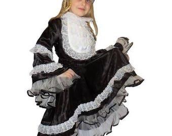 girls bird costume raven costume kids bird costume wings costume children bird costume girls carnival bird
