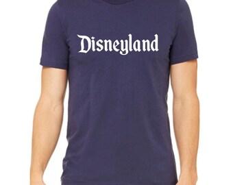 Disney Shirts Mens Disneyland Shirt Disneyland Shirt  Disney World Shirt Disney Shirt