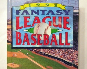 Fantasy League Baseball 1992