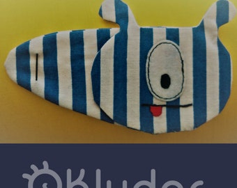 25% OFF Striped Monster Eye Patch for kids (amblyopia/ lazy eye). FREE shipping.