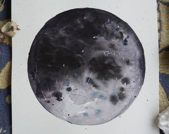 Original Black Moon 9'x12'