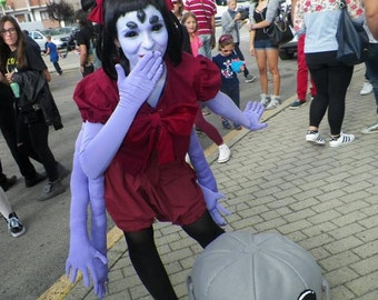Muffet Undertale Costume Cosplay Spider Cute Videogame