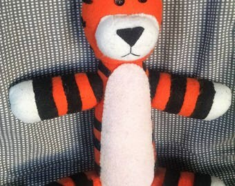 The Original Stuffed Hobbes (from Calvin & Hobbes™)