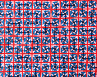 Britains Best by Benartex - Union Jack - Sold by the yard