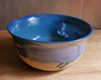 Aqua Blue Bowl