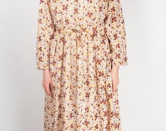 1970s Tea Dress