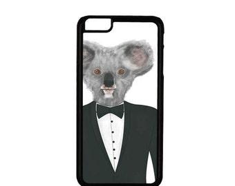 Smart koala iphone case, koala phone case, case, phone case, iphone case, koala, iphone 5 case, iphone 6 case, iphone 7 case, samsung galaxy