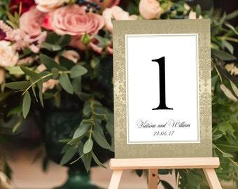 Wedding table numbers, Wedding Table Decor, Table numbers wedding, Table number cards, Custom Table Numbers, Wedding Decor, UK Wedding