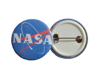 "NASA Pinback Button (1.25"")"
