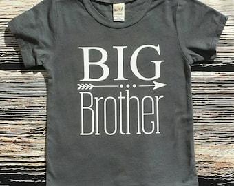Big Brother Shirt, Sibling shirt, Big Bro t- shirt