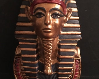 Handmade Ancient Egyptian replica: Tutankhamun Death Mask