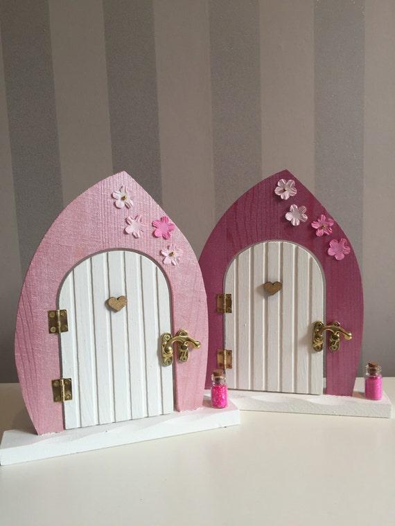 Items similar to wooden fairy door fairy door free for Wooden fairy doors to decorate