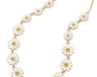 Daisy Necklace NK4001j