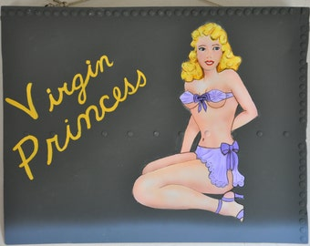 C-47 / DC3 / Dakota  WW2 Nose Art Panels