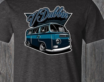 Volkswagen Bay Window TShirt