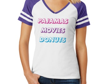 Pajamas All Day Top Etsy