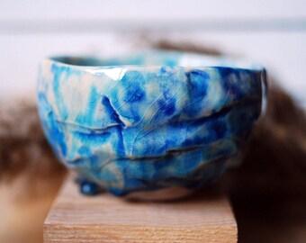 Teabowl chawan for japanese matcha tea ceremony