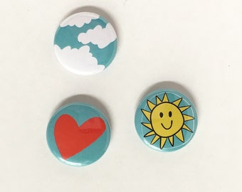 Sunny magnets
