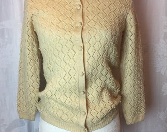 249. MARSHALL FIELD & COMPANY- Pom Pom Sweater