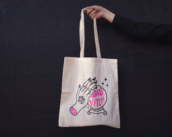 Tote Bag Bad Witch