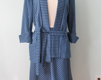 Vintage 60s 2-piece jacket and dress
