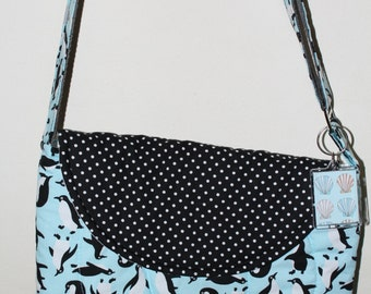 Cute Penguin Shoulder Bag