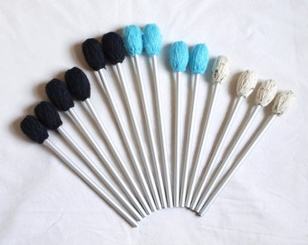 Tank Drum Sticks, Mallets