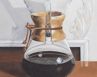 Chemex by ornamented molding op.3
