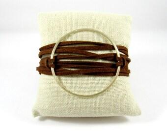 50% OFF Leather Wrap Bracelets