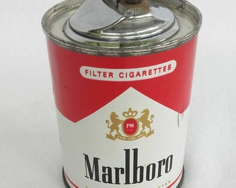 Marlboro vintage can lighter