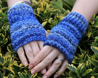 Fingerless Gloves, Fingerless Mittens, Wrist Warmers, Crochet Gloves, Crochet Handwarmers, Texting Gloves, Photography Gloves, Gifts for Her