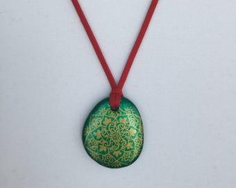 Anahata - Mandala Pendant