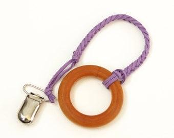 Binky Clip, Binkie Clip, Pacifier Clip, Baby Pacifier Clip, Leather Pacifier Clip, Braided Pacifier Clip, Pacifier Holder,Pacifier Clip Girl
