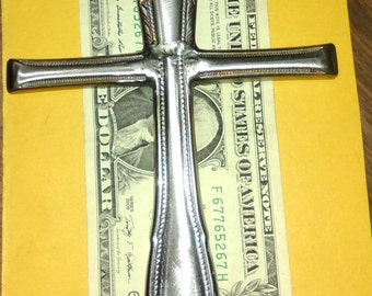 Metal Art Cross