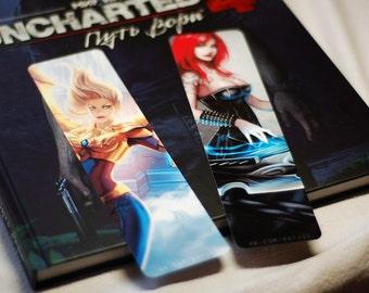 League of Legends Kayle, Sona Bookmark