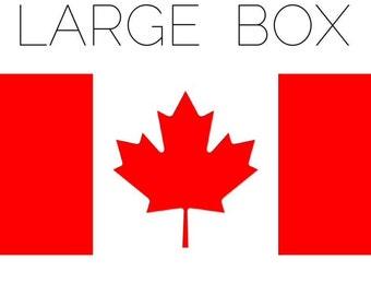 Canada: LARGE BOX