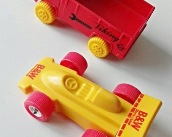 Viking toys sweden plastic cars