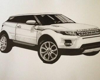 Limited Edition Range Rover Evoque - 2011