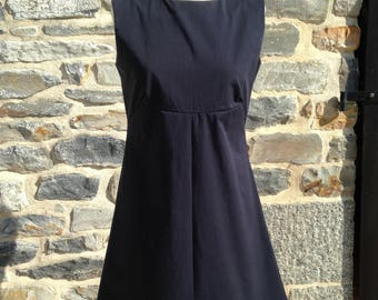 Very feminine vintage model 60's dress size 40