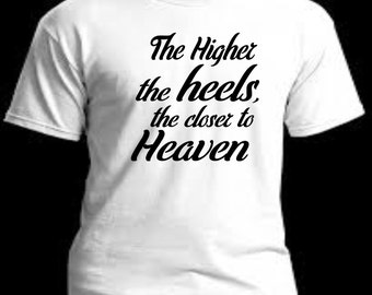 THE HIGHER THE
