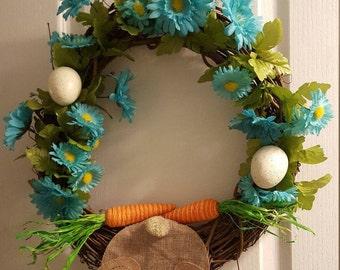Easter Bunny Bottom Wreath
