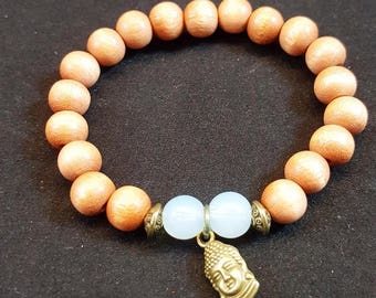 Transitions Bracelet - Healing Crystals Beaded Bracelet