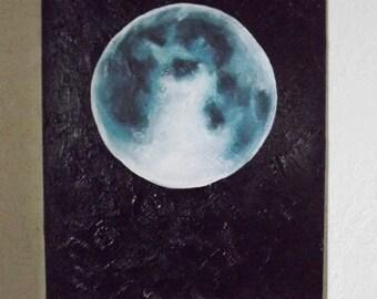 Matte Full Moon