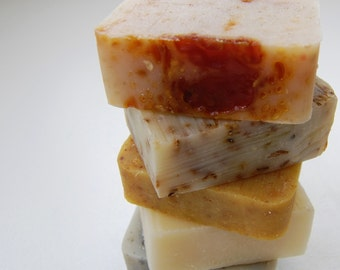 All Natural Soap, Handmade Soap, Cold Process Soap, Vegan Soap