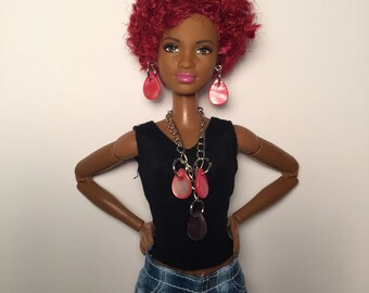 Handmade Barbie  jewelry
