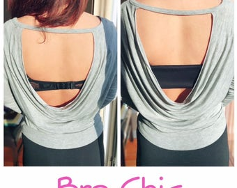 Bra Accessories-Open Back Clothing