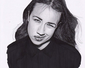 Miranda Sings Realism Drawing