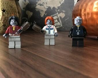 WALKER The Walking Dead Custom LEGO figure